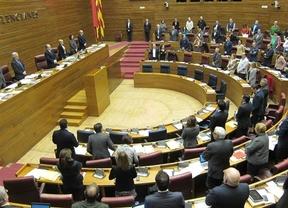 Amor en el Parlamento valenciano