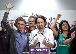 Pablo Iglesias presenta su candidatura para dirigir Podemos con una lista completa