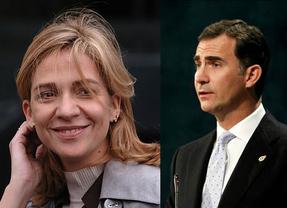 El estreno de pesadilla para Felipe VI podría hacerse realidad de inmediato: la infanta Cristina, ¿imputada?