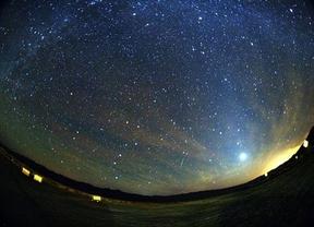 Una lluvia de estrellas brillará en el cielo el 11 de junio