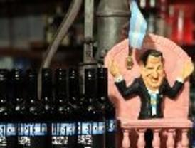 Perón ya tiene vino propio
