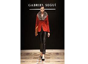 Gabriel Seguí presenta su nueva colección en la Shopening Night de Valencia