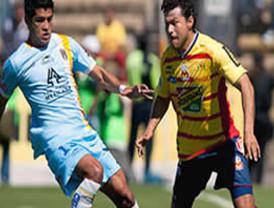 Monarcas y San Luis no supieron mantener ventaja, igualan 3-3