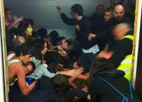La Policía mantiene que el aforo del Madrid Arena fue