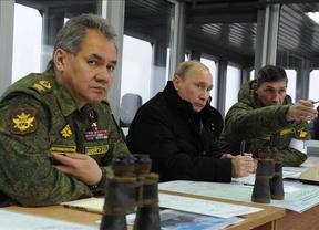 Rusia hace oídos sordos a la presión internacional y despliega tropas en la frontera ucraniana