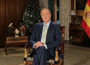 Tras el discurso de Navidad, el Rey concede una entrevista a TVE