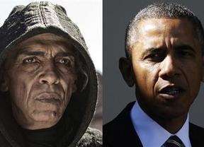 El 'Satanás Obama' no saldrá finalmente en la película de 'La Biblia'