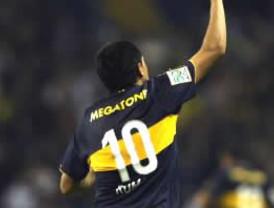 Regresa tras seis meses Juan Román Riquelme con el Boca Juniors