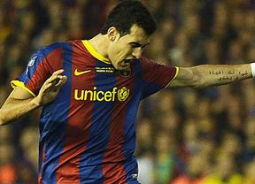 Busquets para siempre... de azulgrana: renueva con el Barça hasta 2019 cuando tenga 31 años