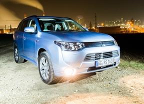 El Mitsubishi Outlander PHEV puede suministrar energía a una casa