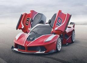 Ferrari presenta un nuevo vehículo-laboratorio de 1.050 caballos para clientes y probadores