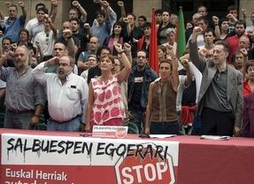 Estrasburgo avala la ilegalización ANV por ser