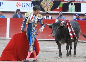 El dios de la tauromaquia ha vuelto: gran triunfo de Jos� Tom�s en su reaparici�n en Aguascalientes