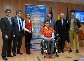 Las figuras se vuelcan en el Festival homenaje a El Chano, en silla de ruedas por un percance profesional