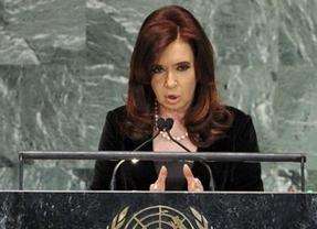 Las insidias de Cristina Fernández contra España