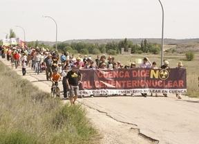 La marcha a Villar de Cañas reivindica que Cuenca