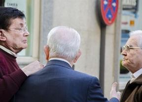 La pensión media en Castilla-La Mancha en marzo se situó en los 807 euros mensuales