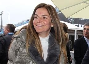 Arantxa Sánchez Vicario convoca a los medios por San Valentín
