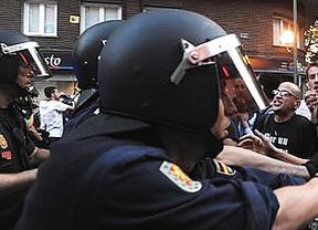 El DAO gana el primer round en la pelea policial
