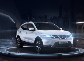 Nissan supera las 12.000 unidades vendidas del Qashqai en España desde su lanzamiento en enero