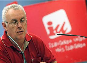 Cayo Lara y cargos de IU protestarán contra los recortes este viernes en la Moncloa