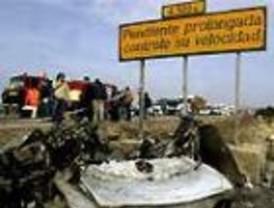El tráfico no perdona ni en Navidad: ya van 72 muertos