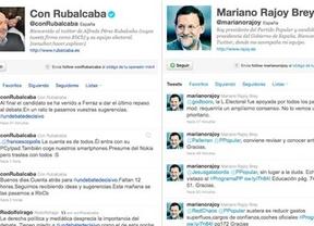 Increíble, pero cierto: Rajoy es el político español con más seguidores en Twitter