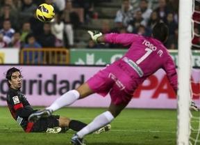 Turan hace de Falcao y da los tres punto al Atleti ante un Granada que mereció más (0-1)