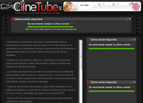 SeriesYonkis, Cinetube... tienen las horas contadas: llega el temido 'apagón' de webs