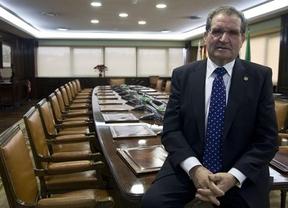 Andrés Gómez Mora, séptimo mandato en Caja Rural de Castilla-La Mancha