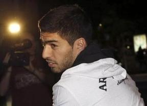 El Barça logra para el Caníbal Suárez que el TAS resuelva su sanción por un procedimiento expres que podría amnistiarle temporalmente
