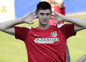 Por optimismo que no quede: Courtois ve al Atlético con equipo