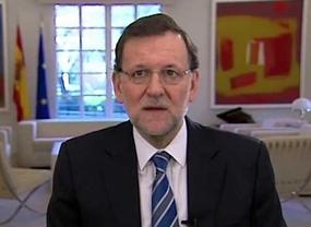 Desbordado optimismo de Rajoy: 'En Cataluña todo saldrá bien, porque tiene que salir bien'