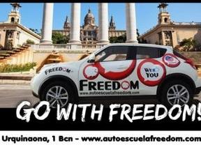 Los primeros cursos teóricos nocturnos llegan a Barcelona de la mano de Autoescuela Freedom
