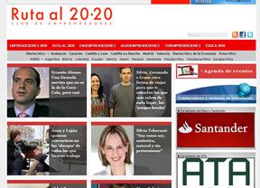 Club de emprendedores 'Ruta al 2020': setecientos miembros ya