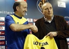 El Villarreal pone su futuro en manos de Lotina