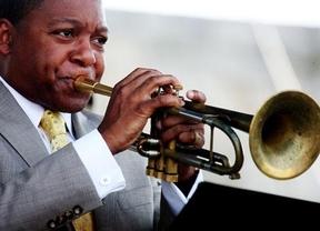 España va a sonar de lujo con las actuaciones de Wynton Marsalis, el mejor trompetista del mundo