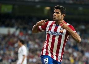 Diego Costa apuntilla a un Madrid vulgar y que se queda ya a cinco puntos del liderato