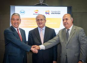 Repsol y la federación española de bancos de alimentos firman un convenio marco de colaboración