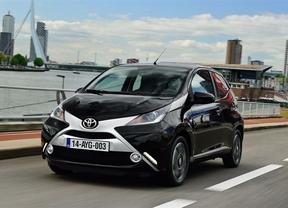 Toyota pone a la venta en España la segunda generación del Aygo, con una opción de pago por uso