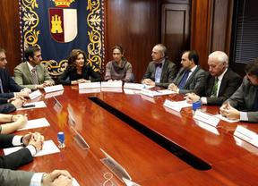 Fomento firma convenios con 13 ayuntamientos de Guadalajara para rentabilizar el Mapa de Suelo Industrial