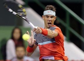 Peligro: 'SuperNadal' empieza a jugarse su ´numero uno' del mundo en el Torneo Masters 1000 de Indian Wells