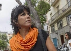 Teresa Rodríguez (Podemos) en Diariocrítico: ''Las alianzas postelectorales se consultarán a la ciudadanía'