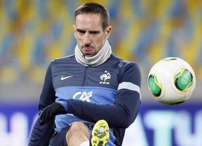 Balón de Oro: Ribery se distancia de Messi y Ronaldo, según  las apuestas en Betfair