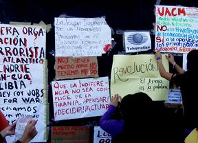 Los indignados siguen hablando español: México, sede de su Cumbre Mundial