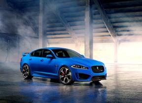 El XFR-S, la berlina deportiva más rápida, potente y ágil, construida por Jaguar hasta la fecha
