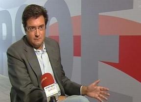 Oscar López critica la 'hipocresía' de Cospedal al eliminar los sueldos de los diputados en Castilla-La Mancha