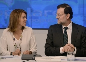 Cospedal preparó tres días antes con Rajoy su comparecencia ante el juez Ruz