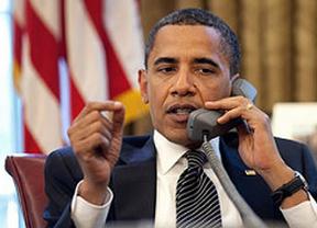 Llamada telefónica de interés mundial: Putin habla con Obama para discutir una solución a la crisis de Ucrania