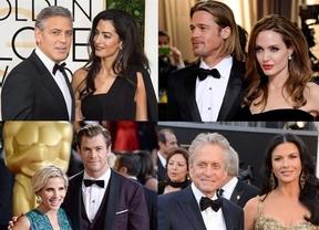 Las ausencias de los Oscar: Brad Pitt, Angelina Jolie, George Clooney o Renée Zellweger